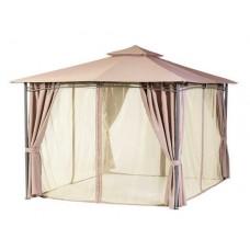 Комплект москитных сеток и плотных штор, для шатра 3х3/2,7х2,7м