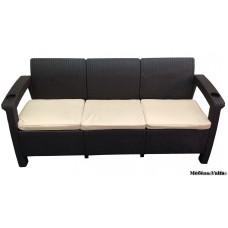 Трехместный диван  Yalta Sofa 3 Seat