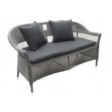 Плетеный диван PERTH