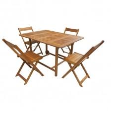 Набор садовой мебели 5 предметов