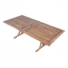 Стол садовый  200/245/290x100x75 см