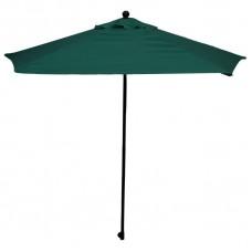 Зонт дачный 2.7 м зелёный