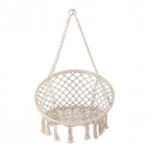 Гамак-кресло с бахромой 82x131 см