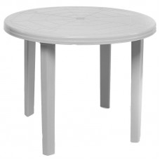 Стол садовый круглый 85.5x71x85.5 см
