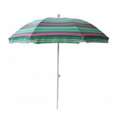 Зонт пляжный в полоску