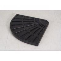 Секторное бетонное основание для зонта, 12кг