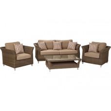 Комплект мебели из исккуственный ротанг, 4 предмета
