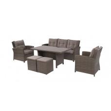 Комплект мебели обеденный, 6 предметов