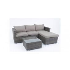 Комплект мебели из искусственного ротанга 3 предмета