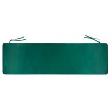 Подушка для садовой скамьи зеленый