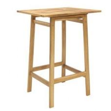 Садовый деревянный барный стол FINLAY 13176, акация