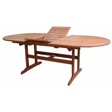 Садовый деревянный стол Sundays AWARD 89546, акация из Малайзии, раздвижной