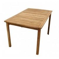 Садовый деревянный стол BALI TGF-165 А 150*90см, тик