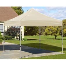Крыша для быстросборного шатра (3001) 3х3м, 600Д. бежевая
