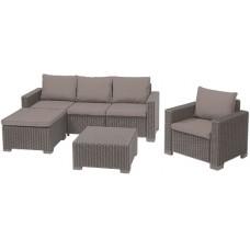 Угловой комплект мебели Муреа KETER