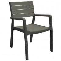 Стул Harmony armchair (Гармония) серый