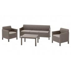 Комплект мебели Орландо Сет (Orlando set triple seat)
