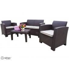 Комплект мебели из ротанга RATTAN Comfort 4