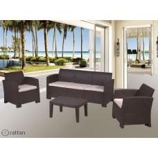 Комплект мебели из ротанга RATTAN Comfort 5