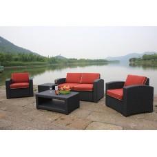 Комплект мебели из ротанга RATTAN Premium 4