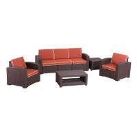 Комплект мебели из ротанга RATTAN Premium 5