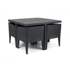Комплект мебели Columbia set 5 pcs (5 предметов)