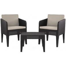 Комплект мебели Колумбия балкон (Columbia balcony set)