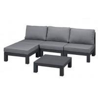 Комплект мебели Невада (Nevada low set)