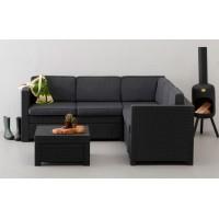 Угловой комплект мебели Provence set with coffee table