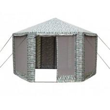 Беседка шатер Пикник 6 граней Д. 3,5м