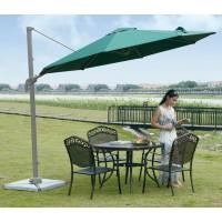 Садовый зонт GardenWay A002-3000 XLM TURIN зеленый