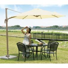 Садовый зонт GardenWay А002-3000 кремовый