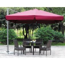 Садовый зонт GardenWay A002-3030 бордовый