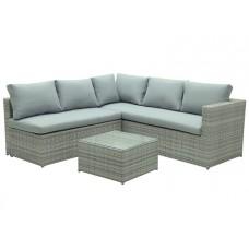 Набор мебели модульный диван и столик