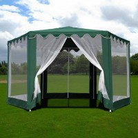 Садовый шатер AFM-1048H Green (2х2х2)