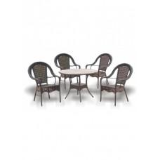 """Набор мебели из искусственного ротанга """"Аликанте 2"""""""
