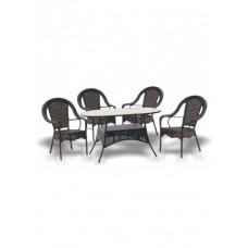 """Набор мебели из искусственного ротанга """"Аликанте"""""""