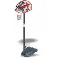 Баскетбольный щит (66см) со стойкой