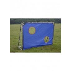 Ворота футбольные с экраном