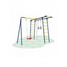 Детский комплекс «Веселая лужайка-03»
