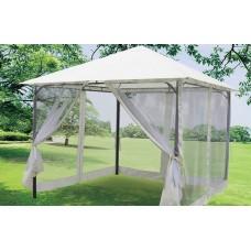 Комплект москитных сеток для шатра 3х3, цвет белый