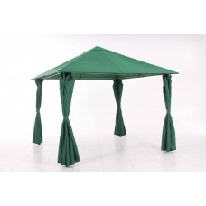 Беседка Калибри 3х3, цвет зеленый