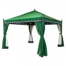 Беседка павильон Джулия 3.5х3.5 зеленая