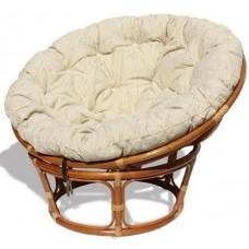 Кресло Papasan (Коньяк)