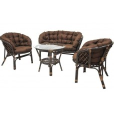"Плетеная мебель из ротанга ""Багама"" (Браун)"