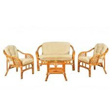 "Плетеный комплект мебели ""Маркос"""