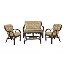 "Плетеный комплект мебели ""Макита"""