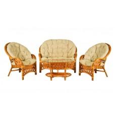 """Плетеный комплект мебели """"Рузвельт"""""""