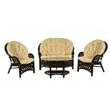 """Комплект мебели из ротанга """"Рузвельт"""""""