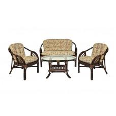 """Плетеный комплект мебели """"Гавана"""""""